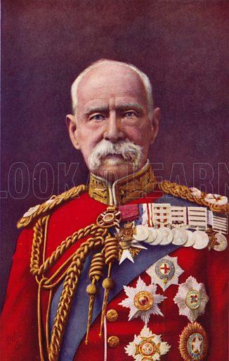 Field Marshal Earl Roberts.