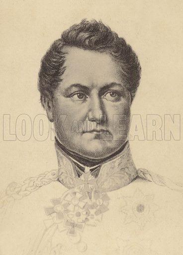 August Graf Neidhardt von Gneisenau.