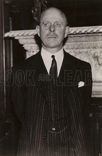 General Viscount Gort.