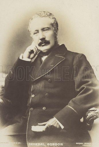 Major-General Charles George Gordon,.