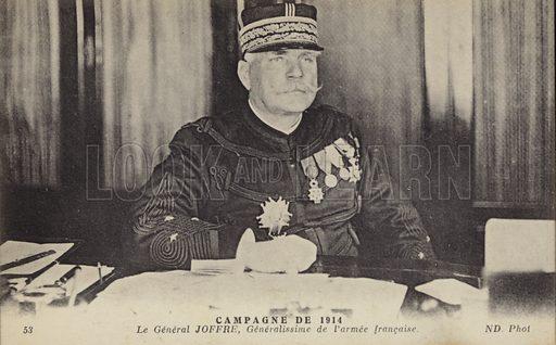 General Joffre.