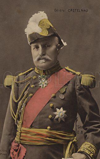 General Castelnau.