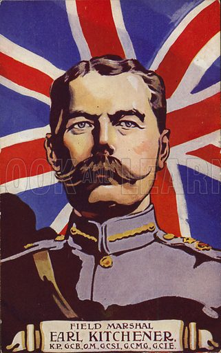 Lord Kitchener.