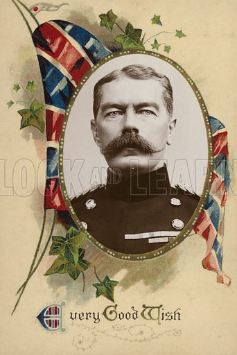 Lord Kitchener.