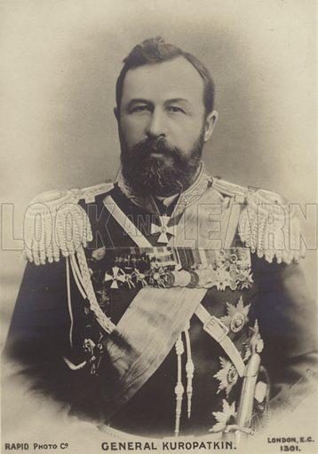 General Kuropatkin.