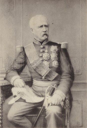 Marshal Mac-Mahon.