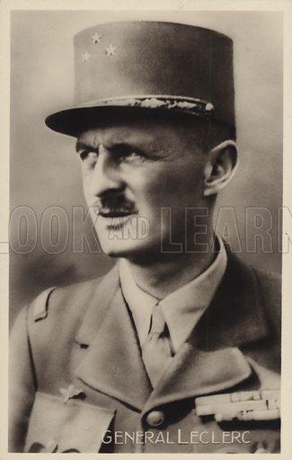 General Leclerc.