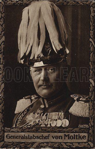 General von Moltke.