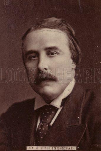 Mr. J. Hollingshead.