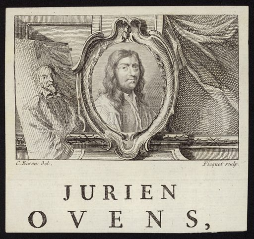 Jürgen Ovens. 1623 – 9 December 1678. Portrait painter.