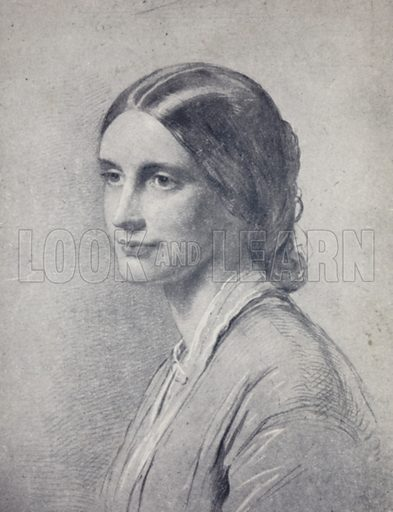 Josephine Butler, British feminist of the Victorian era.