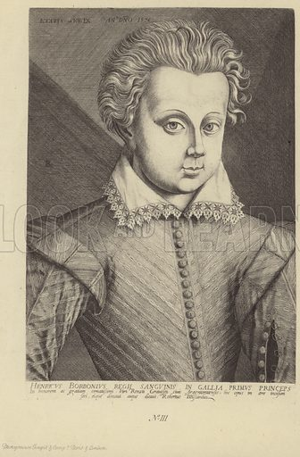 Henry IV, King of Navarre, from 1572 to 1610 and King of France from 1589 to 1610.