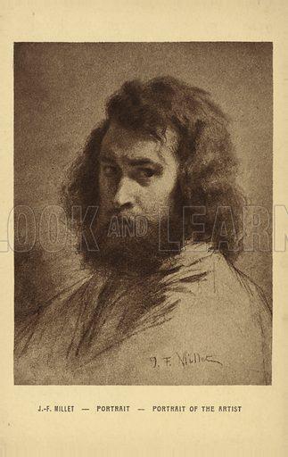 Jean-Francois Millet (1814–1875), French painter.