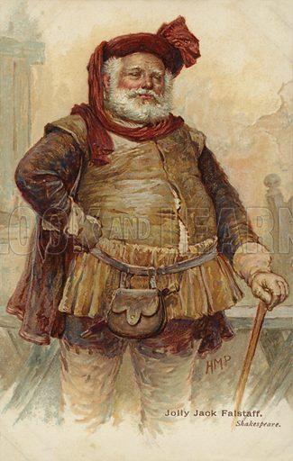Jolly Jack Falstaff