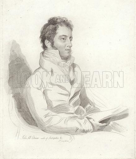 John Sell Cotman (1782–1842). English marine and landscape painter, etcher, illustrator and author.