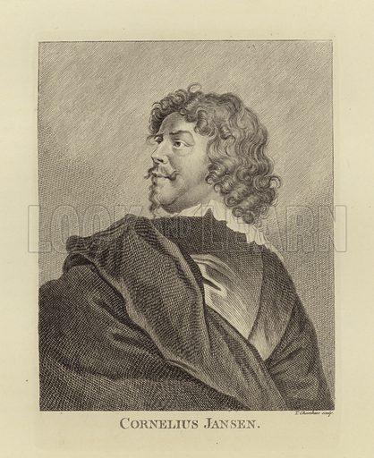 Cornelius Janssen van Ceulen, Dutch artist.