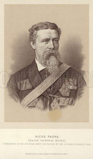 Col William Hicks, picture, image, illustration