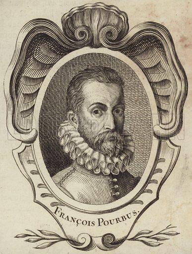 Frans Pourbus the younger, Flemish painter.