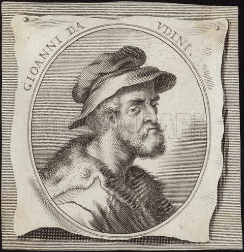 Giovanni da Udine, Italian painter and architect.