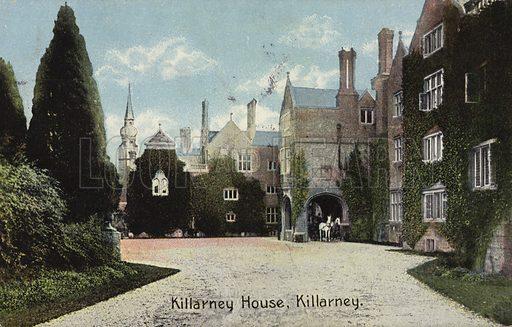 Postcard, circa late nineteenth century or early twentieth century.