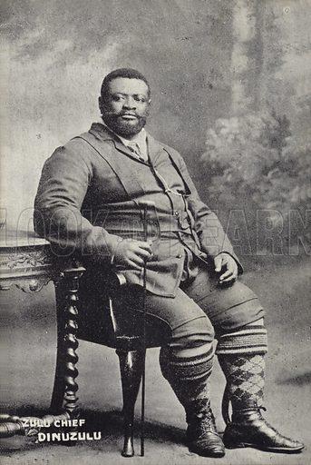 Cetshwayo kaMpande, King of the Zulu nation