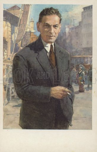 Richard Sorge (1895–1944), German Communist spy who worked for the Soviet Union. Arrested in Japan in 1941 and executed in 1944.