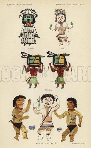 Sio Calako, Woe, Helilulu, Woe and Tcutckutu