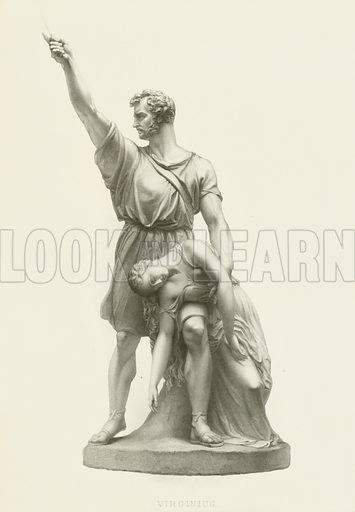 Virginius and His Daughter.