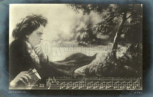 Beethoven's Piano Sonata No 14 (Moonlight Sonata)