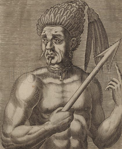 Nacolabsou, king of the Promontory of Cannibals.