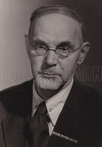 Aleksandr Arbuzov (1877-1968), Russian Chemist, awarded the Stalin Prize in 1943.