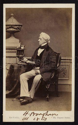 Henry Brougham.