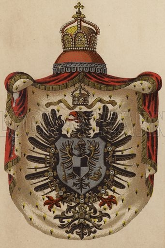 Arms of Germany.
