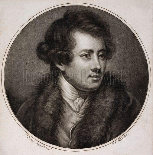Francesco Bartolozzi (1727-1815), Italian artist and printmaker, one of the founders of the British Royal Academy.