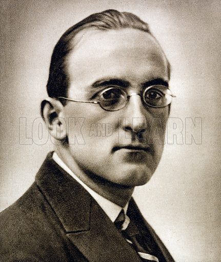 Jan Lechon (1899-1956), Polish poet and diplomat.