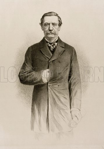 Robert Napier, 1st Baron Napier of Magdala (1810-1890), British soldier. North West Frontier, Anglo-Sikh war, Indian Mutiny and Second Opium War.
