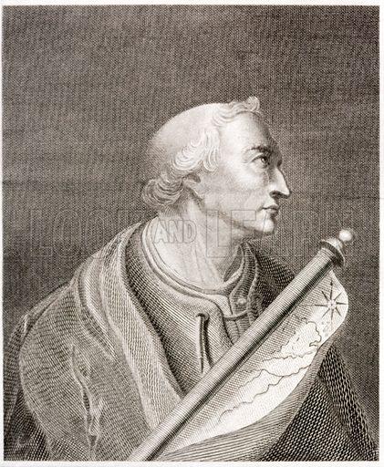 Amerigo Vespucci (1454–1512), Italian navigator and explorer.