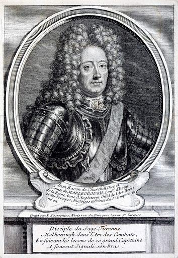John Churchill, 1st Duke of Marlborough (1650-1722), English soldier.
