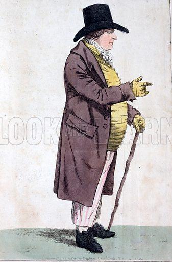 John Townsend (1760-1832), Bow Street Runner.