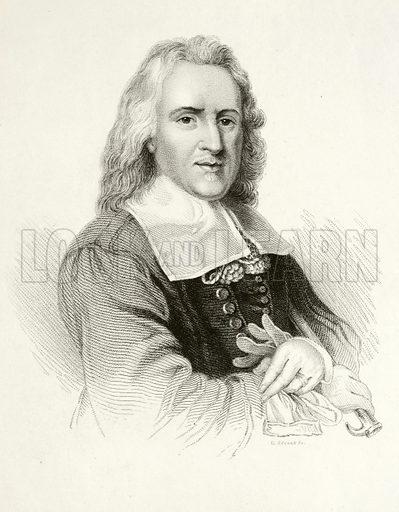 Isaak Walton (1593-1683), English author.