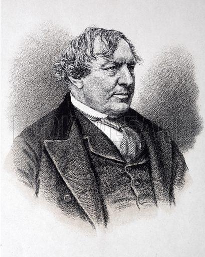 Charles Lever (1806-1872), Irish novelist.