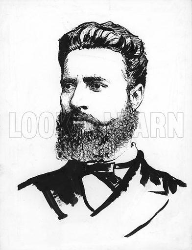 Christo Botev (1848-1876), Bulgarian poet and nationalist revolutionary.