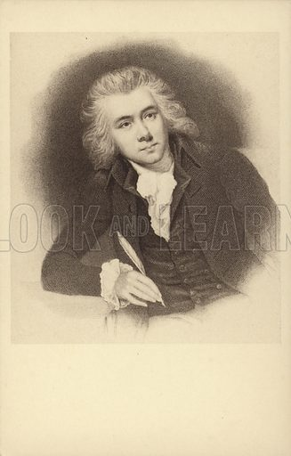 William Wilberforce (1759-1833), English politician and leader of the campaign to abolish the slave trade.