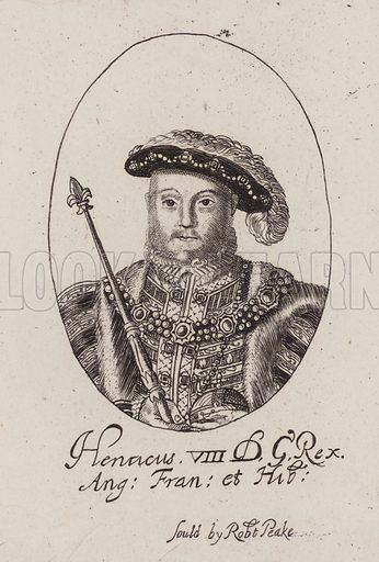 King Henry VIII(1491–1547).