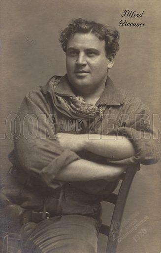 Alfred Piccaver (1884–1958), British-American opera singer.