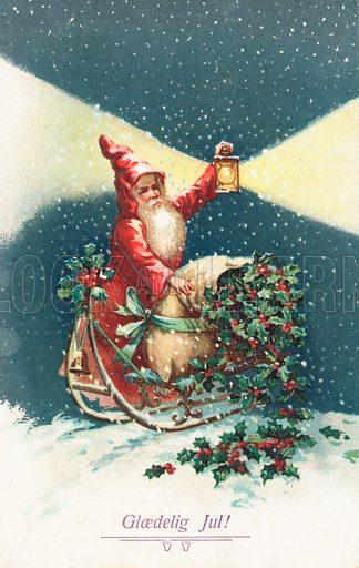 Father Christmas.