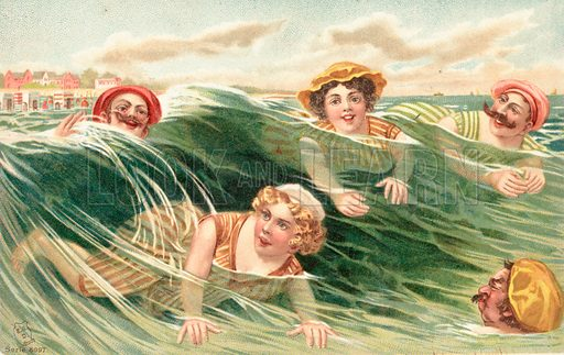Swimming in the Channel