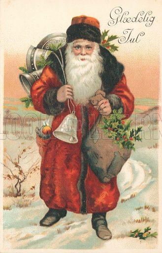 Santa. German.