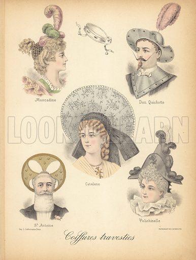 Extraordinary hair styles