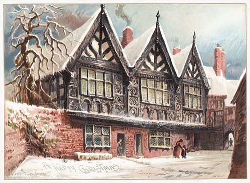 Stanley Palace, picture, image, illustration